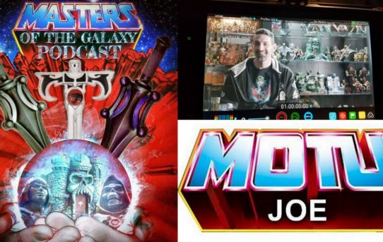 Masters of the Galaxy Episode 56 - MOTU JOE is in the HOUZE!