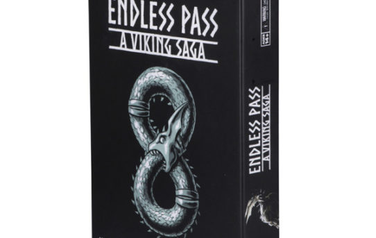 Survive the Pass and Defeat the Endless in Endless Pass! - COMING SOON