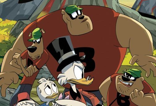 DuckTales #6 Preview