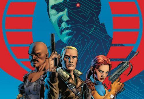 G.I. JOE: A Real American Hero vs. the Six Million Dollar Man #1 Preview