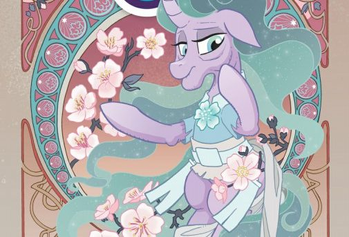 My Little Pony: Legends of Magic #11 Preview
