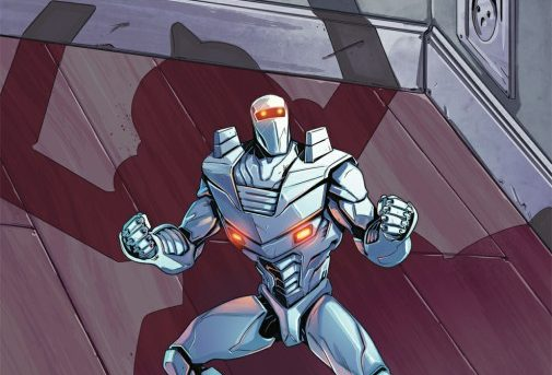 Rom & the Micronauts #3 Preview