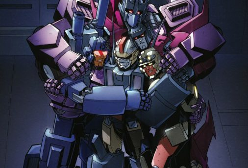 Transformers: Lost Light #15 Preview