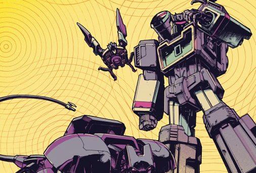Optimus Prime #16 Preview