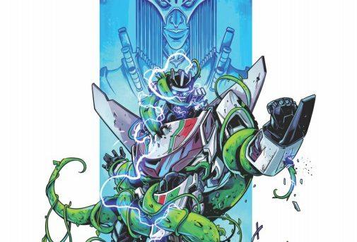Transformers vs. Visionaries #3 Preview