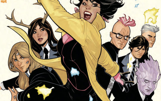 GENERATION X #87 Preview
