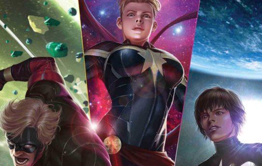 Captain Marvel, Daredevil and Darkhawk Control The Stones?!