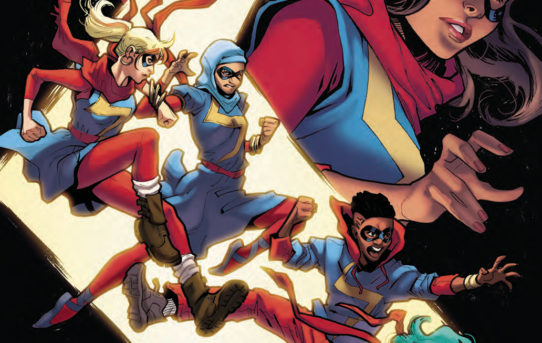 MS MARVEL #27 Preview