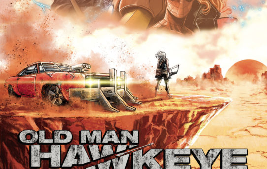 OLD MAN HAWKEYE #2 Preview