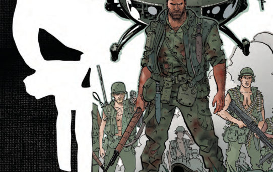PUNISHER PLATOON #6 (OF 6) Preview