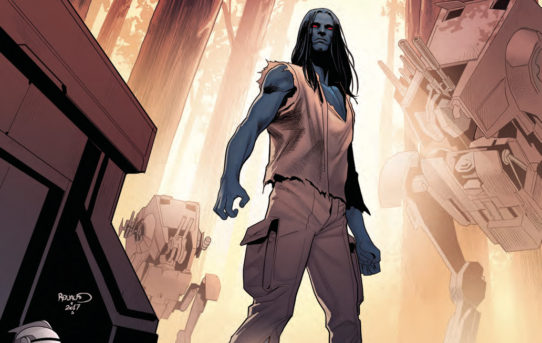 STAR WARS THRAWN #1 Preview