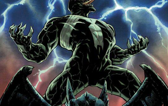 Marvel Announces VENOM #1