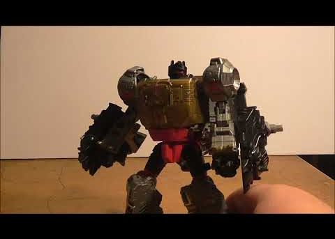 Formers Friday - PoP Grimlock