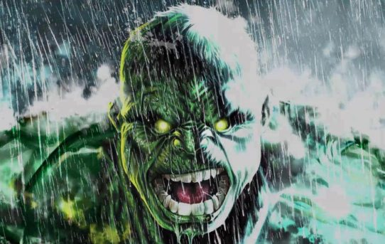HULK IS BACK – AND HE'S MAD AS HELL!