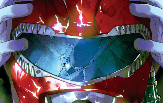 The First Look Inside Power Rangers: Shattered Grid