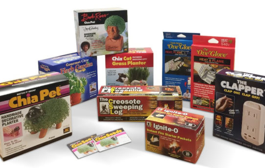 NECA Acquires Chia Pet and Clapper Companies