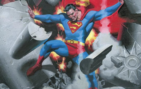 DC UNVEILS VARIANT COVERS FOR ACTION COMICS #1000
