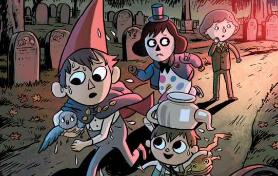 """Over The Garden Wall"" Returns From BOOM! Studios & Cartoon Network"