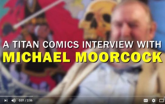 Michael Moorcock's The Chronicles of Corum Featuring Mike Mignola!