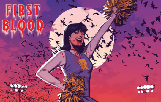 First Look: VAMPIRONICA #1