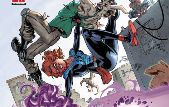 AMAZING SPIDER-MAN RENEW YOUR VOWS #17 Preview