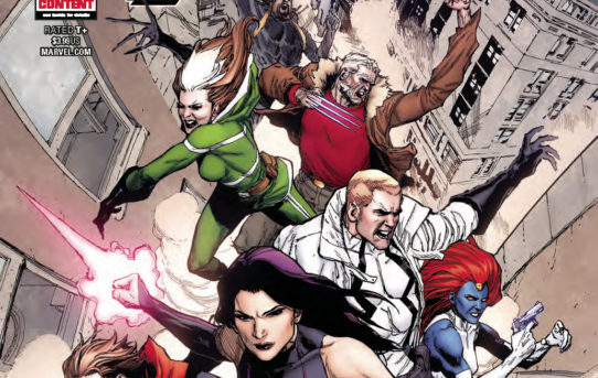 ASTONISHING X-MEN #9 Preview
