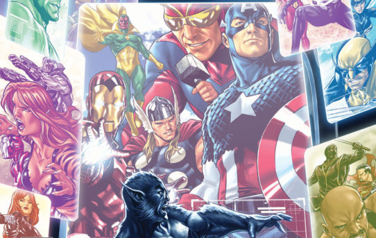 AVENGERS #683 Preview