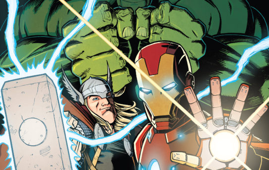 AVENGERS: Back to Basics Now Available Exclusively on comiXology