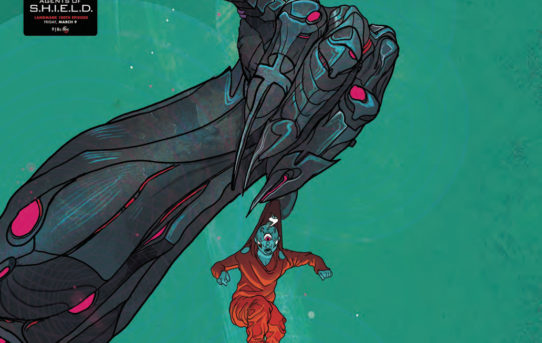 BLACK BOLT #11 Preview