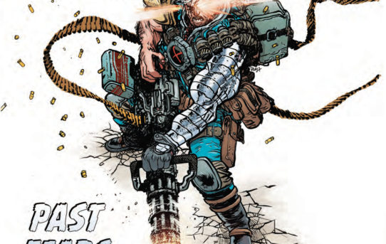 CABLE #155 Preview