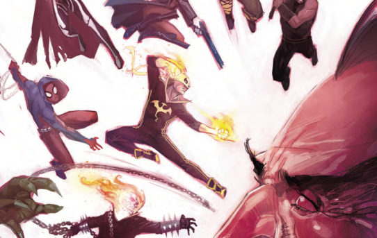 DOCTOR STRANGE DAMNATION #2 Preview
