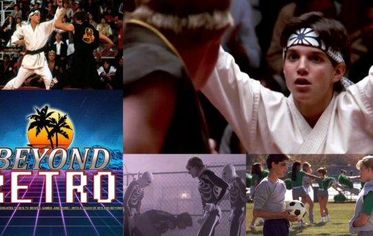 Beyond Retro Episode 22 - The Karate Kid