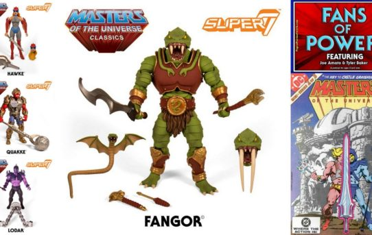 Fans of Power Episode 120 - Super 7 Collector's Choice, DC Mini Part 2