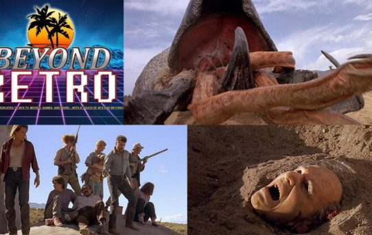 Beyond Retro Episode 23 - Flea Market Madness/Tremors