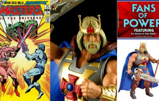 "Fans of Power Episode 121 - DC Mini #3, King He-Man, ""Princess of Power""?"