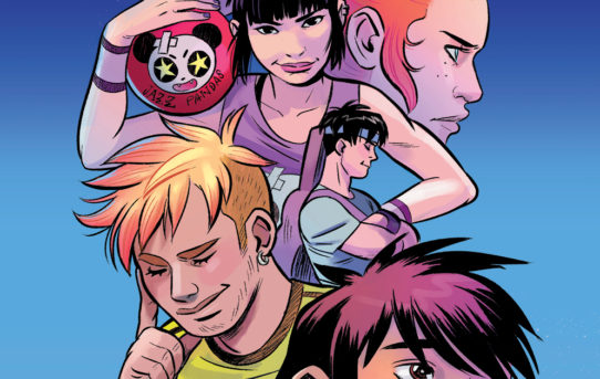 DODGE CITY #1 Preview