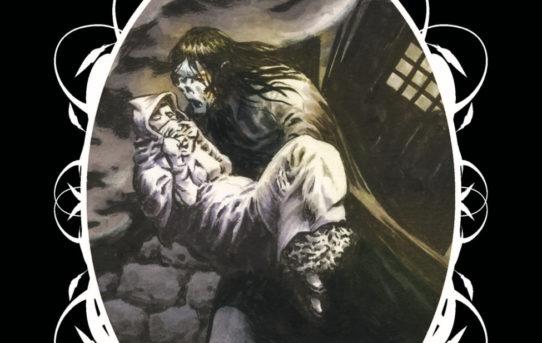 Frankenstein Alive, Alive #4 Preview