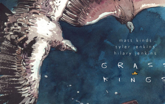 Grass Kings #13 Preview