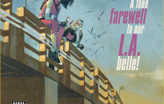HAWKEYE #16 Preview