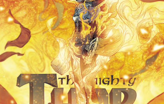 MIGHTY THOR #705 Preview