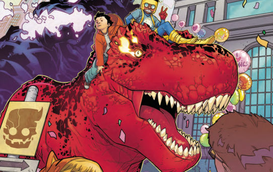 MONSTERS UNLEASHED #12 Preview