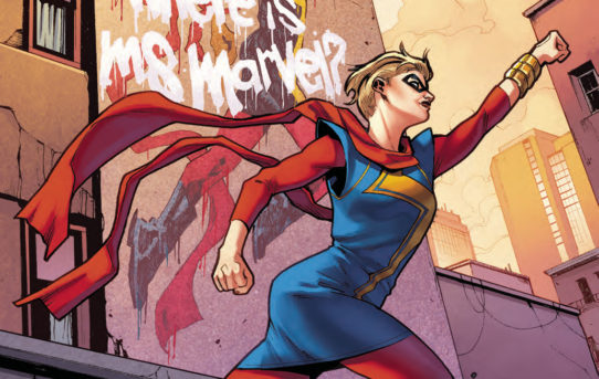 MS MARVEL #28 Preview