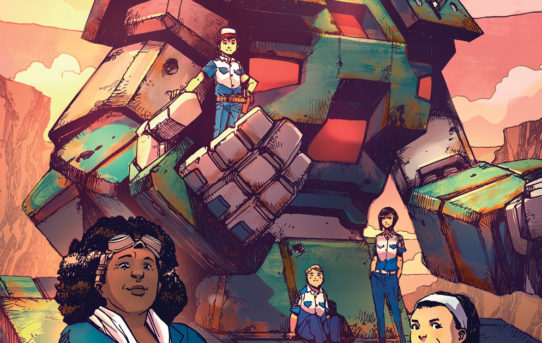 MECH CADET YU #7 Preview