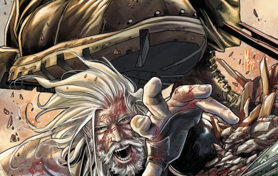 OLD MAN HAWKEYE #3 Preview