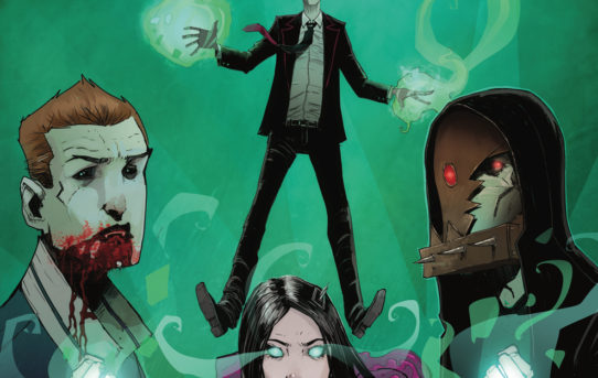 The October Faction: Supernatural Dreams #1 Preview