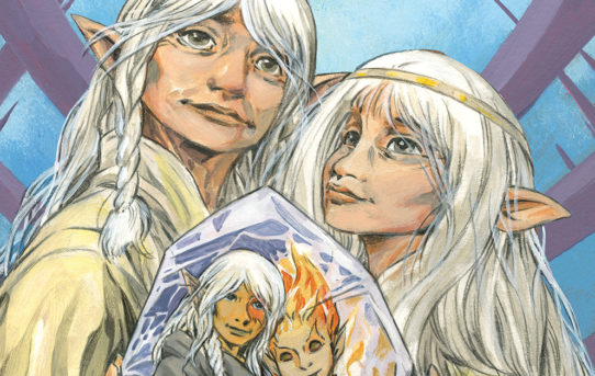The Power of the Dark Crystal #12 (of 12) Preview