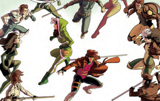 ROGUE & GAMBIT #3 Preview