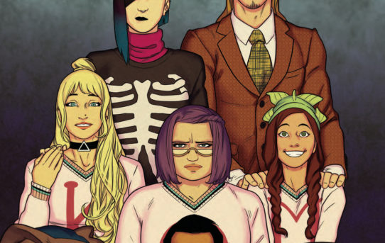 RUNAWAYS #7 Preview