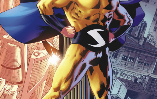 Jeff Lemire Returns To Marvel With SENTRY!
