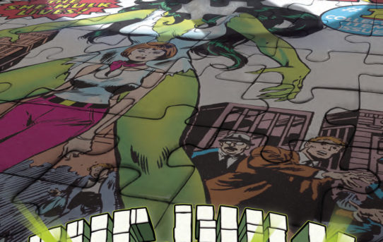 SHE-HULK #163 Preview